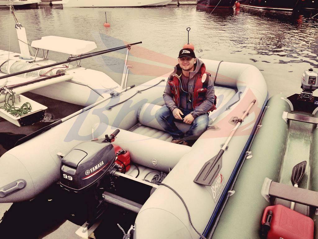 лодка братан сайт производителя