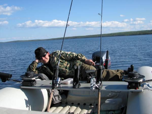 Монтажная доска для лодок из ПВХ