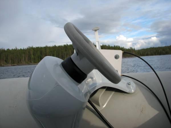 Рулевая консоль для лодок из ПВХ